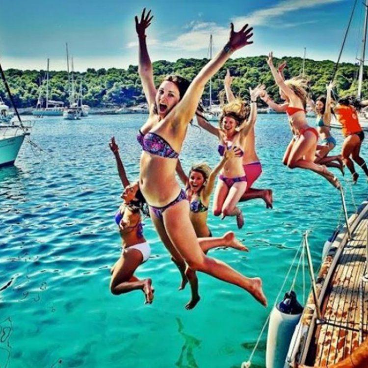 Sailing Cruises Kassandra Halkidiki