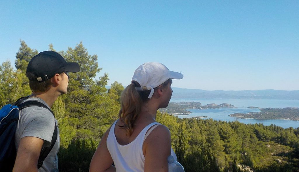 Hiking Trip in Sithonia