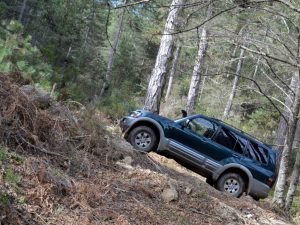 Halkidiki – Jeep Safari 4χ4