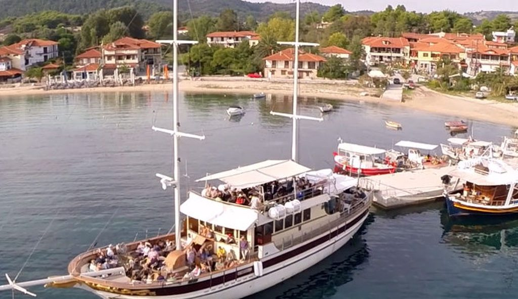 Tickets to Mount Athos Cruise