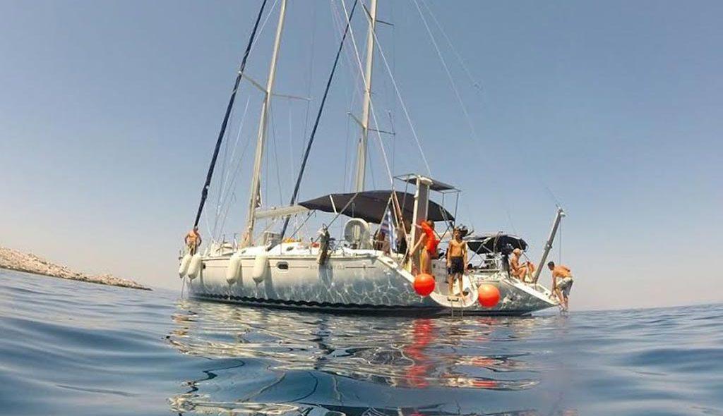 Sailiing Cruises Sithonia Halkidiki