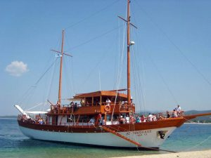Tickets to Toroneos Cruise